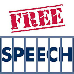 Free Speech Charles Fettinger (Flickr)