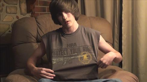 jared marcum gun shirt